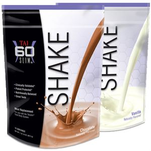 Picture of Fit Pack 2 (1 Chocolate, 1 Vanilla SHAKEs)